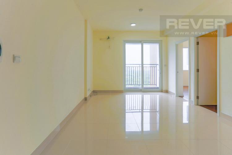 Phòng Khách Căn hộ The Park Residence 2 phòng ngủ tầng cao B3 view hồ bơi