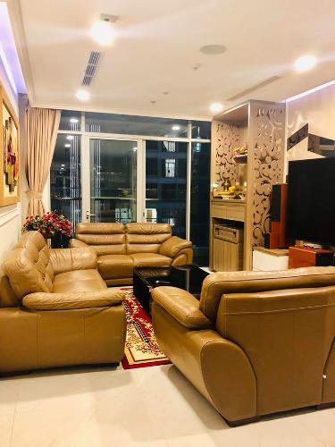 1.jpg Bán căn hộ Vinhomes Central Park 4PN, tháp Park 6, đầy đủ nội thất, view sông thoáng mát
