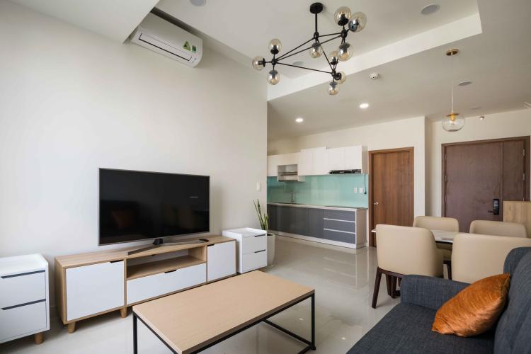 Cho thuê căn hộ Grand Riverside 3PN, đầy đủ nội thất, view sông thoáng mát