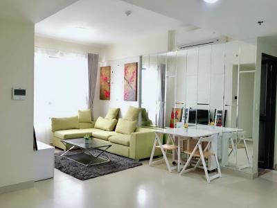 Cho thuê căn hộ Masteri Thảo Điền 2PN, tháp T4, đầy đủ nội thất, view nội khu