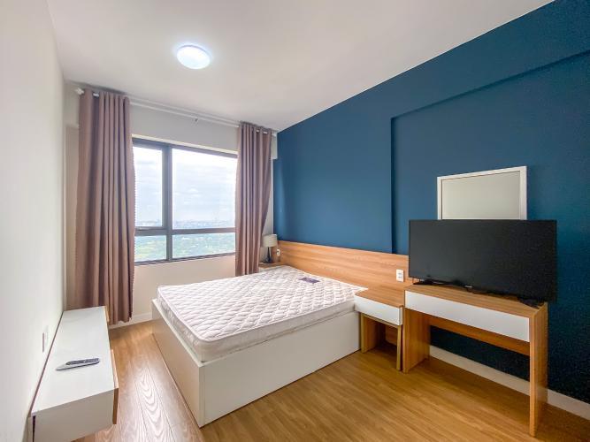 Phòng ngủ Masteri Thảo Điền Quận 2 Căn hộ Masteri Thảo Điền tầng cao, đón view sông và thành phố.