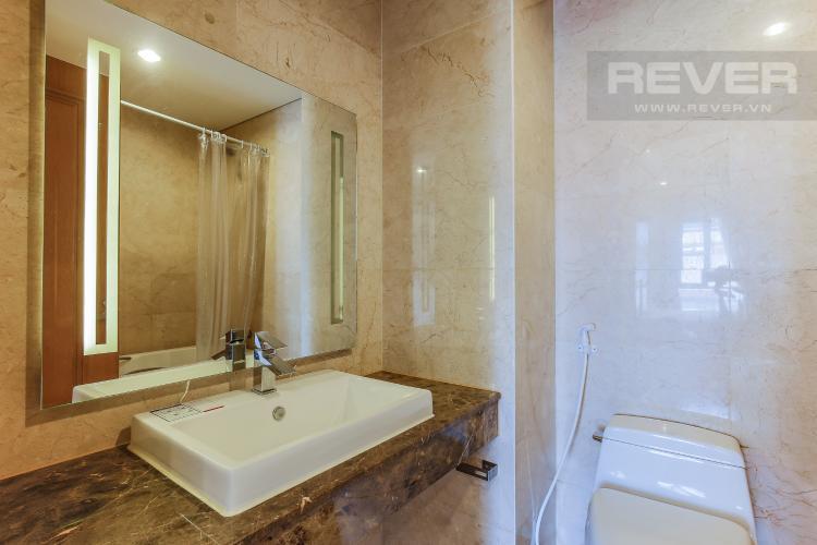 Phòng Tắm 2 Căn hộ Saigon Pavillon 3 phòng ngủ tầng thấp đầy đủ nội thất