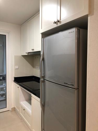 Phòng bếp căn hộ VISTA VERDE Cho thuê căn hộ Vista Verde 2PN, tầng 26, đầy đủ nội thất