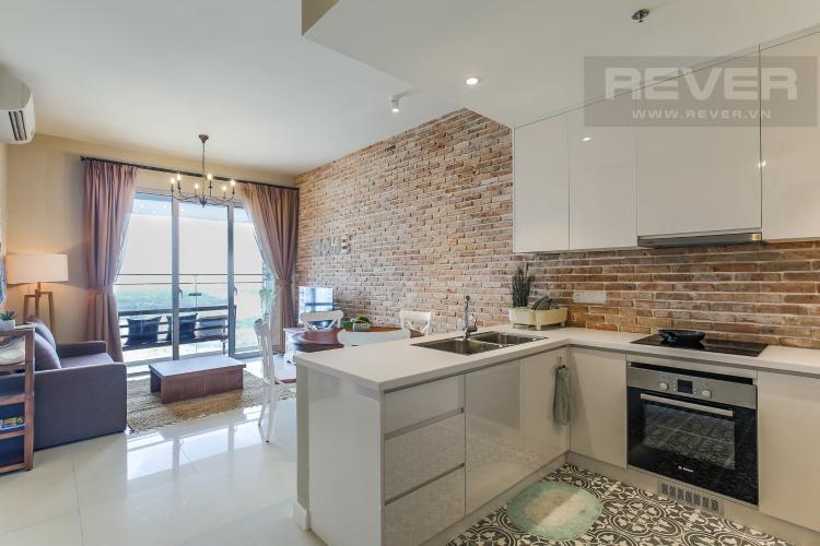 Phòng Bếp Bán căn hộ Estella Heights 1PN, tầng cao, tháp T3, đầy đủ nội thất, view Quận 2