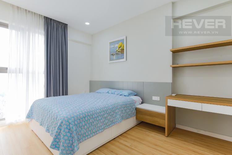 Phòng Ngủ 1 Căn hộ Masteri Millennium tầng cao, 3PN, đầy đủ nội thất, view kênh Bến Nghé