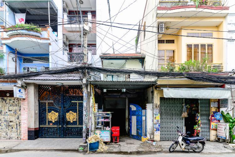 Nhà phố đường Nguyễn Văn Công Gò Vấp thiết kế 1 phòng ngủ