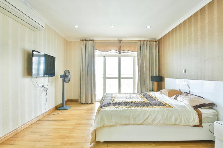 Phòng ngủ 2 Căn hộ trung tầng tháp B Flemington