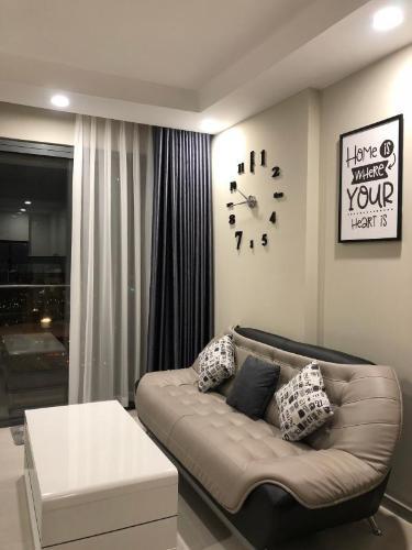 Căn hộ The Gold View tầng cao, thiết kế hiện đại, nội thất đầy đủ.