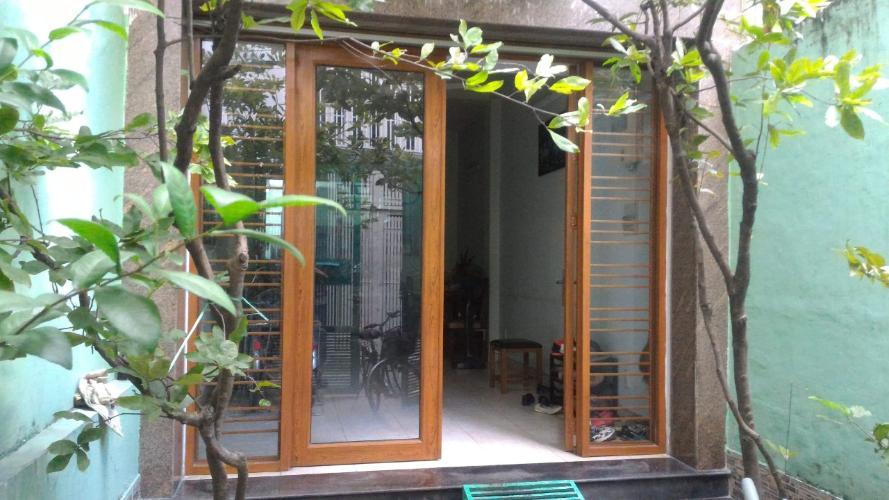Bán nhà hẻm Lê Văn Sỹ, Phú Nhuận, sổ hồng, gần Nhà thờ Đa Minh
