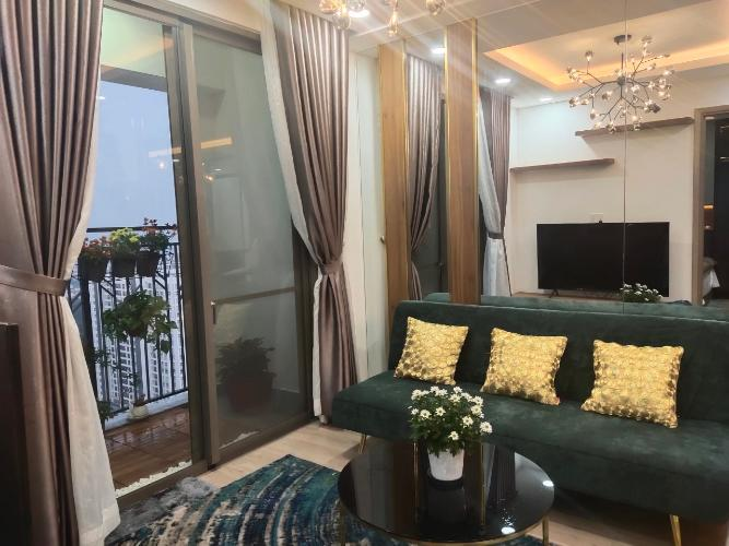 Phòng khách căn hộ Saigon South Residence, Nhà Bè Căn hộ Saigon South Residence nội thất đầy đủ, thiết kế sang trọng.