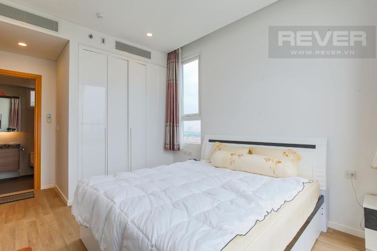 Phòng Ngủ 1 Cho thuê căn hộ Sarimi Sala Đại Quang Minh 3 phòng ngủ, đầy đủ nội thất, view Landmark 81