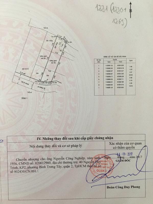 vuong rever 0937177888 a Bán đất đường Nguyễn Tư Nghiêm, phường Bình Trưng Đông, diện tích 90m2, cách 600m đến Bệnh viện Quận 2