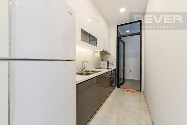 Bếp Căn hộ Vinhomes Golden River tầng cao, tháp Aqua 3, 2 phòng ngủ, full nội thất