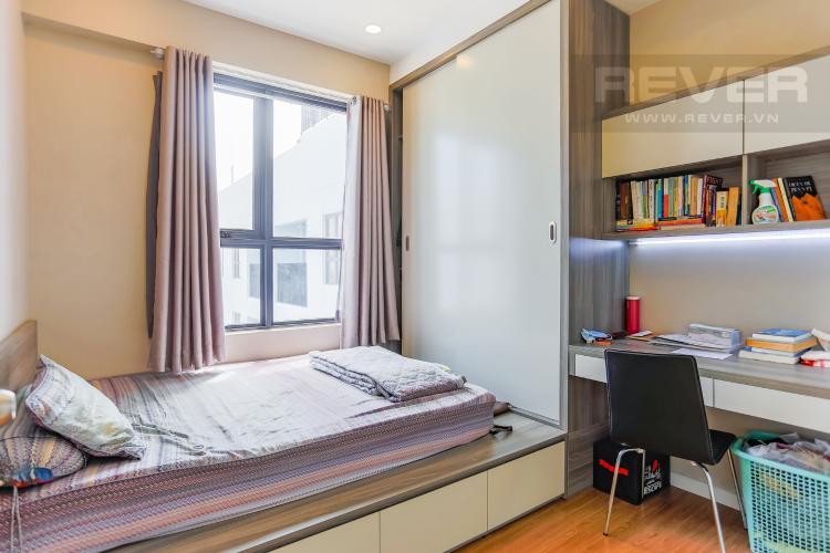 Phòng Ngủ 2 Căn hộ M-One Nam Sài Gòn 2 phòng ngủ tầng cao T2 hướng Tây Nam