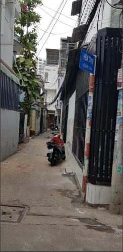 Nhà phố Trần Xuân Soạn Bán nhà hẻm 3 tầng Trần Xuân Soạn, Quận 7, sổ đỏ đầy đủ, diện tích đất 71.3m2, diện tích sàn 162.3m2, nội thất đầy đủ.