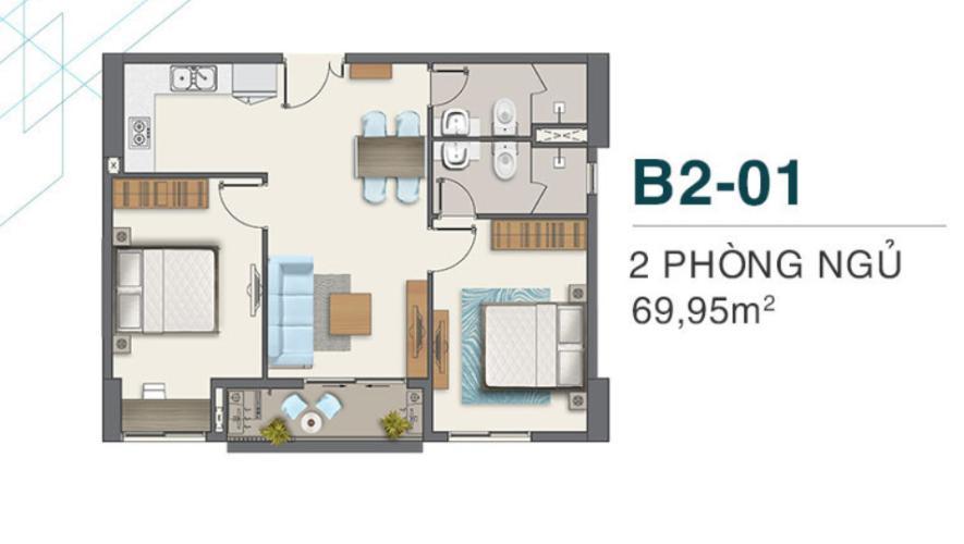 Căn hộ Q7 Boulevard nội thất cơ bản, tiện ích và thiết kế hiện đại.