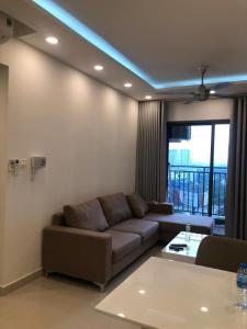 Cho thuê căn hộ The Sun Avenue 3PN, block 7, đầy đủ nội thất, view đại lộ Mai Chí Thọ