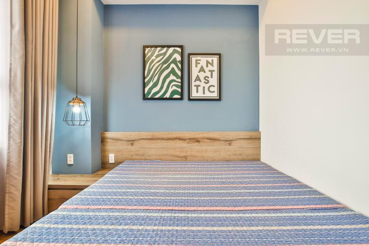 Phòng Ngủ 1 Căn hộ Lexington Residence 2 phòng ngủ tầng cao LA hướng Tây Nam