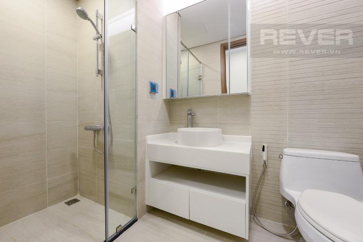 Phòng tắm 2 Căn hộ Vinhomes Central Park tầng cao, Park 3, 3 phòng ngủ, view sông.