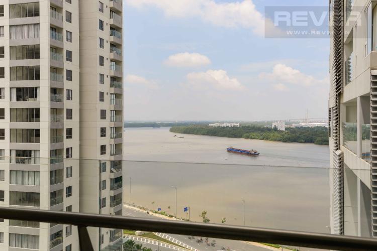 View Bán căn hộ Diamond Island - Đảo Kim Cương 2PN, tháp Brilliant, đầy đủ nội thất, view sông thoáng mát