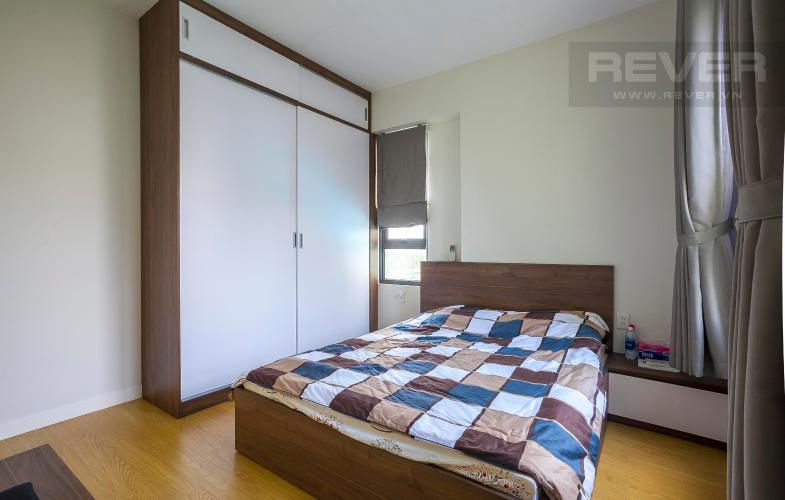 Phòng Ngủ 2 Căn hộ Masteri Thảo Điền 2 phòng ngủ tầng thấp T1 hướng Đông Nam