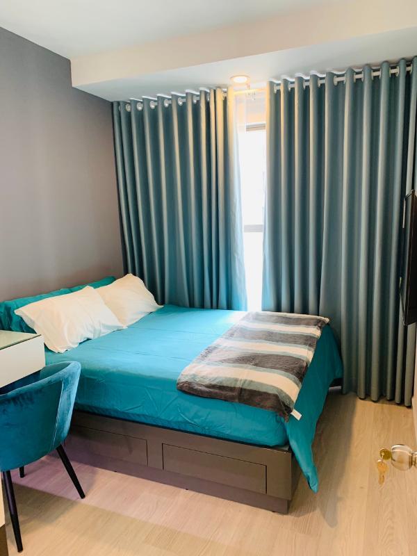 7afcb488d00d37536e1c Cho thuê căn hộ Saigon Royal 1 phòng ngủ, tầng 23, tháp A, đầy đủ nội thất, hướng Tây Bắc