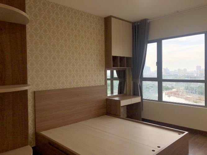 Phòng ngủ căn hộ Palm Heights, Quận 2 Căn hộ Palm Heights tầng cao, view sông và thành phố cực thoáng.