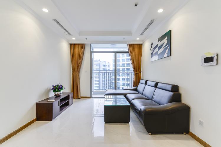 Căn hộ Vinhomes Central Park 3 phòng ngủ tầng cao L2 view sông
