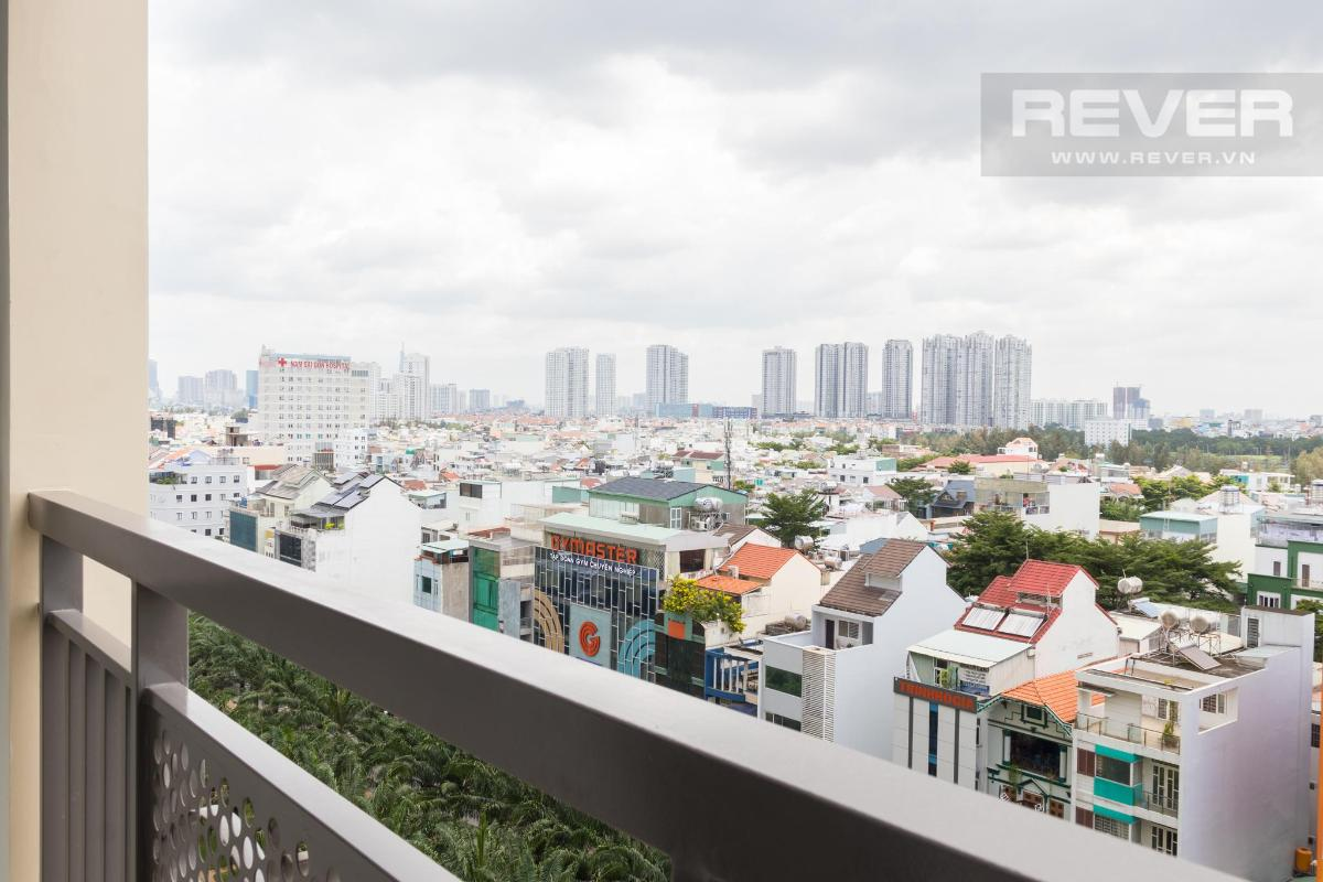 f1e99d73a8df4f8116ce Cho thuê căn hộ Saigon Mia 2 phòng ngủ, diện tích 72m2, nội thất cơ bản, view khu dân cư
