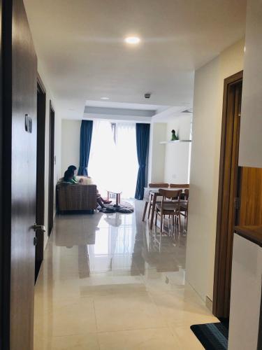 Phòng khách Saigon South Residence Căn hộ Saigon South Residence tầng trung, đầy đủ nội thất, view sông.