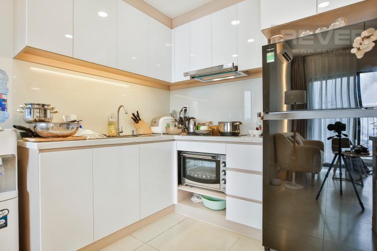 Bếp Căn hộ Masteri Thảo Điền 2 phòng ngủ tầng cao T1 hướng Tây Bắc