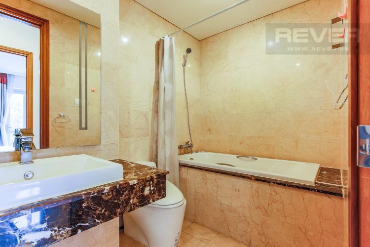 Phòng Tắm Căn hộ Saigon Pavillon 1 phòng ngủ tầng thấp nội thất đầy đủ