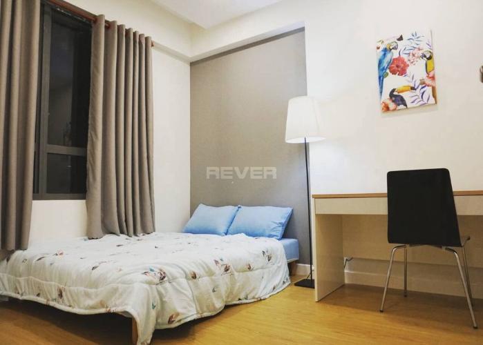 Phòng ngủ căn hộ Masteri Thảo Điền Căn hộ Masteri Thảo Điền đầy đủ tiện nghi, view thành phố cực thoáng.