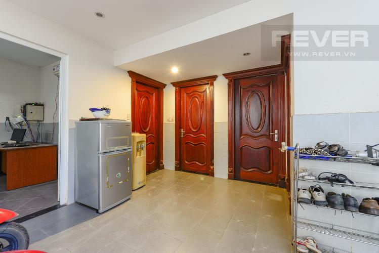 Hầm Nhà phố 10 phòng ngủ đường Lê Hữu Kiều Bình Trưng Tây Quận 2