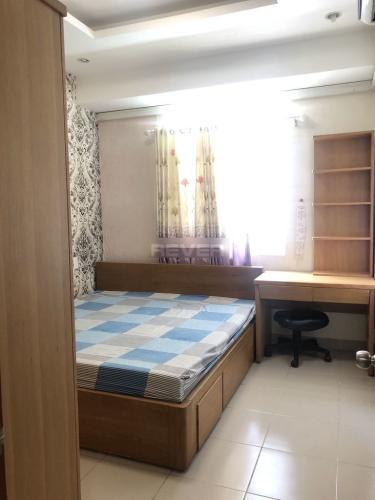 Phòng ngủ chung cư 26 Nguyễn Thượng Hiền, Gò Vấp Căn hộ chung cư Nguyễn Thượng Hiền hướng Đông, đầy đủ nội thất.