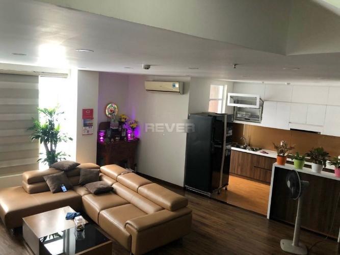 Phòng Him Lam Riverside Quận 7 Penthouse Him Lam Riverside nội thất cao cấp, view thành phố.