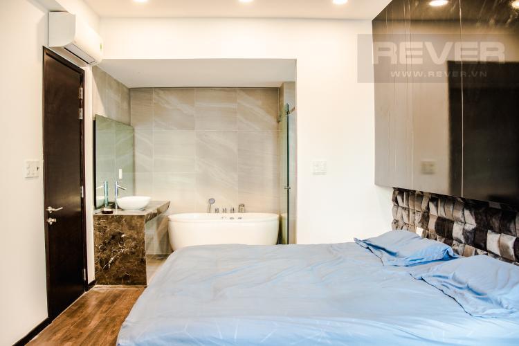 Phòng Ngủ 1 Bán căn hộ Happy Residence 3PN, tầng thấp, block A, đầy đủ nội thất, view mặt phố