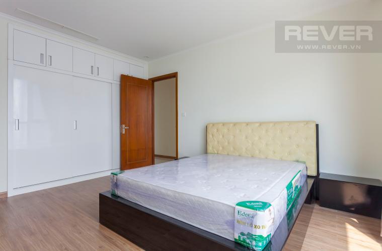 Phòng ngủ 1 Căn hộ Vinhomes Central Park tầng cao hướng Tây tháp Central 3