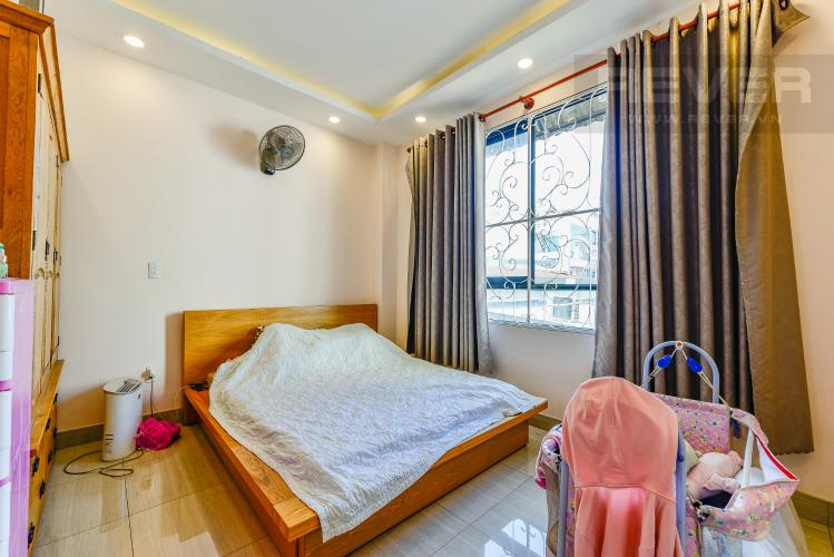 Phòng ngủ Nhà phố 4 phòng ngủ đường Nơ Trang Long Bình Thạnh diện tích 54m2