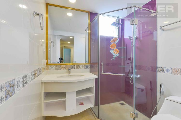 Toilet 1 Bán hoặc cho thuê căn hộ Lexington Residence tầng cao, 3 phòng ngủ, diện tích 97m2, đầy đủ nội thất