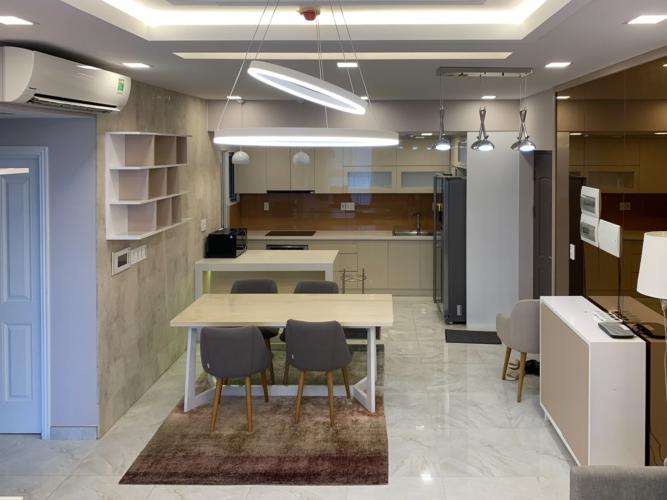 Cho thuê căn hộ Happy Valley 3PN, diện tích 100m2, đầy đủ nội thất, view sông thoáng đãng