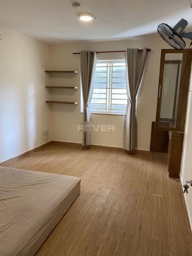 Phòng ngủ căn hộ chung cư Vạn Đô, Quận 4 Căn hộ chung cư Vạn Đô hướng Tây Bắc nội thất đầy đủ tiện nghi.
