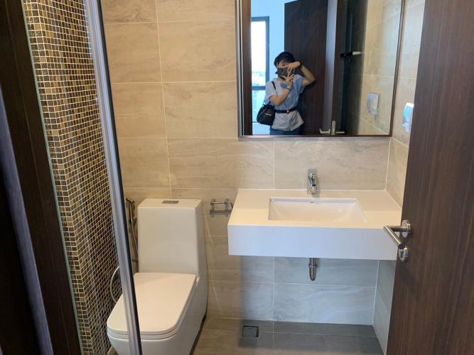 Toilet One Verandah Quận 2 Căn hộ One Verandah ban công thoáng mát, nội thất cơ bản.