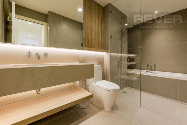 Phòng tắm 2 Căn hộ City Garden tầng cao 2PN đầy đủ nội thất, tiện ích đa dạng