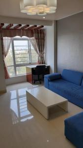 Bán căn hộ Sky Garden 2PN, đầy đủ nội thất, sổ hồng, view sông và Quận 1
