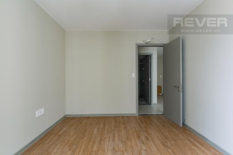 Phòng Ngủ 1 Căn hộ The Gold View 2 phòng ngủ tầng trung tháp B nội thất cơ bản