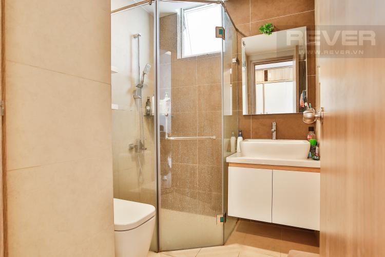 Toilet 1 Căn hộ Lexington Residence 2 phòng ngủ tầng cao LC nội thất đầy đủ