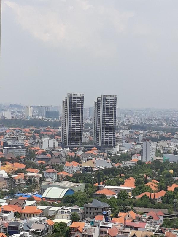 8600a727e32a05745c3b Bán hoặc cho thuê căn hộ Masteri Thảo Điền 2PN, tầng cao, đầy đủ nội thất, view hồ bơi và Xa lộ Hà Nội