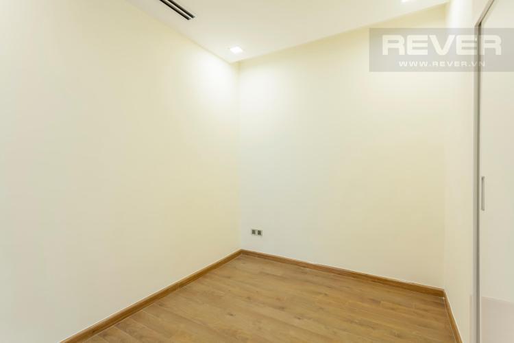 Phòng ngủ 2 Căn hộ Vinhomes Central Park 2 phòng ngủ tầng cao P1 nhà trống