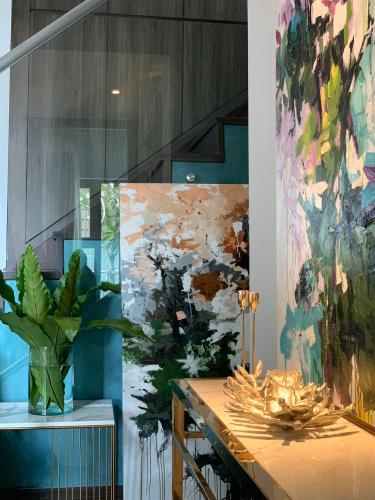 Nội thất Gateway Thảo Điền, Quận 2 Căn hộ duplex Gateway Thảo Điền thiết kế phong cách Bắc Âu.